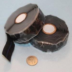 High Temperature Silicone Rubber End Wrap Tape Aa59163 Mil