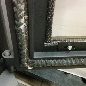 BBQ Smoker Wood Pellet Stove Gasket Sealing Tape Rope Tadpoles